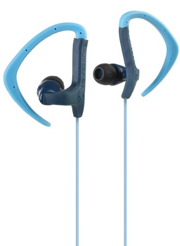 Skullcandy Chops In-Ear Buds With Mic3 Navy/Light Blue (2011 Color), One Size