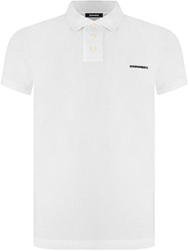 DSquared -  Polo  - Uomo bianco 50