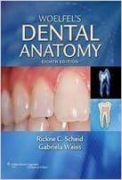 Woelfel's Dental Anatomy 8Ed (Pb 2012)