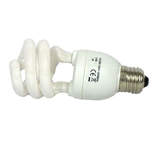 reptile vivarium compact uv uva uvb 10 0 26w bulb ebay. Black Bedroom Furniture Sets. Home Design Ideas