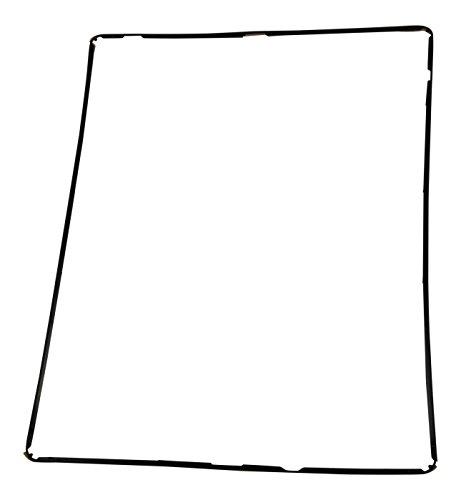digitizer frame for apple ipad 2  black  848454008421