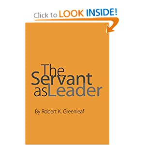 Essay On Servant Leadership