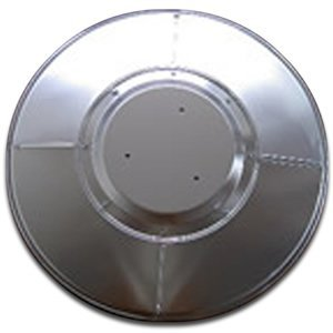 Fire Sense Replacement Reflector Dome Top for Tall Patio Heater