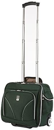 Travelpro Luggage Walkabout Lite 3 Deluxe Rolling Tote, Forest Green, One Size