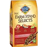 Nature's Recipe Dry Dog Food, Farm Stand Selects Salmon Recipe, 28 Pound Bag