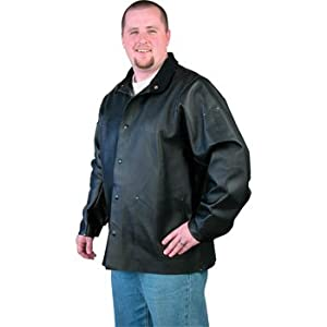 Prem.Pigskin Welding Jacke - Protective Work Jackets - Amazon.com