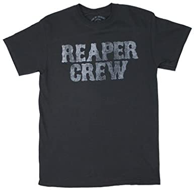 Sons of Anarchy Reaper Crew With Back - Sons Of Anarchy T-shirt at Sears.com
