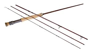 Temple Fork Outfitters mangrove Fly Rod 9 foot 6 weight 4 pc by Temple Fork