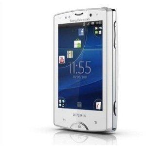 SONY XPERIA mini ホワイト ST15i SIMフリーAndroid4.0アップデート済みJAPAEMO製SIMアダプター付