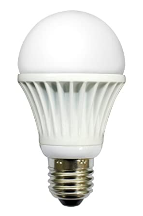EarthLED ZetaLux 2 - Standard 6 Watt LED Light Bulb - Warm White (2700K)