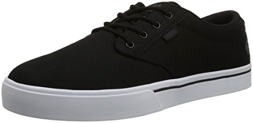 Etnies Men's Jameson 2 Eco Lace Up Shoe, Black/White/Gum, 8.5 D US