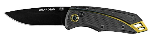 Guardian 31-001402 K3 Assisted Opening Clip Knife, 3-Inch