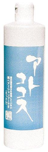 リンスのいらないヤシ油ベースの純せっけんシャンプー アトココス ヘアーシャンプー 500ml 6本セット