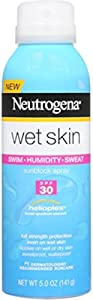 Neutrogena Wet Skin Sunblock Spray SPF 30 5 oz