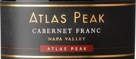 2008 Atlas Peak Cabernet Franc, Atlas Peak Mtn 750 Ml