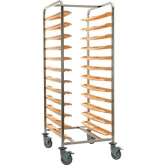 Bourgeat CC380 Self Clearing Cafeteria Trolley