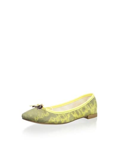 Repetto Women's Embossed Ballet Flat