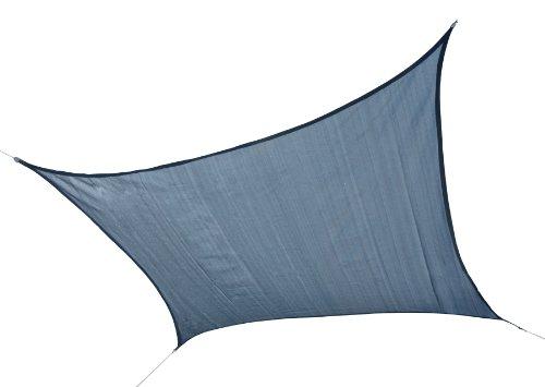 ShelterLogic 25735 12'x12′ Square Sea Sun Shade Sail