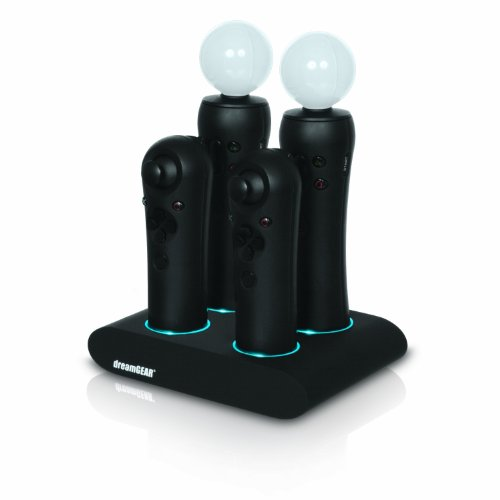 PS3 Move Quad Charger