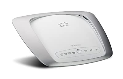 Cisco-Valet Plus Wireless Router