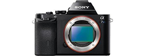 Sony-Alpha-7S-Fotocamera-Digitale-Compatta-con-Obiettivo-Intercambiabile-Sensore-CMOS-Exmor-Full-Frame-da-122-Megapixel-Nero