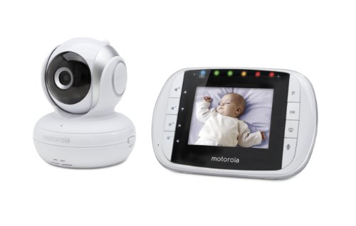 motorola mbp33 s video baby monitor reviews reviews questions answers top rated best baby. Black Bedroom Furniture Sets. Home Design Ideas
