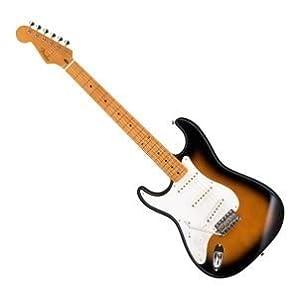 Fender Japan ST57/LH T SunBurst Stratocaster '57 style ...
