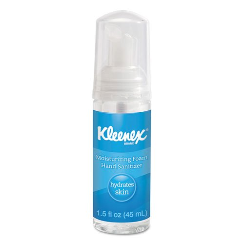 Kleenex Hand Sanitizer back-1045425