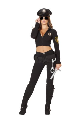 Roma Costume Women's 6 piece Miss Law and Order