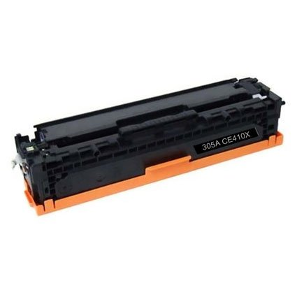 Toner Clinic ® TC-CE410X Compatible Black Laser Toner Cartridge for HP 305A CE410X Black Compatible With HP LaserJet Pro 300 Color M351A, Pro 300 Color MFP M375nw, Pro 400 color M451dn, Pro 400 color
