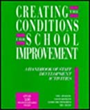 img - for Creating Conditional School Improvements: A Handbook of Staff Development Activities by Mel Ainscow (1994-12-01) book / textbook / text book