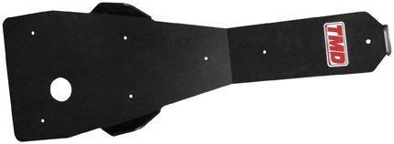 T.M. Designworks Plastic Frame Plate - Black , Color: Black Hopf-R451-Bk