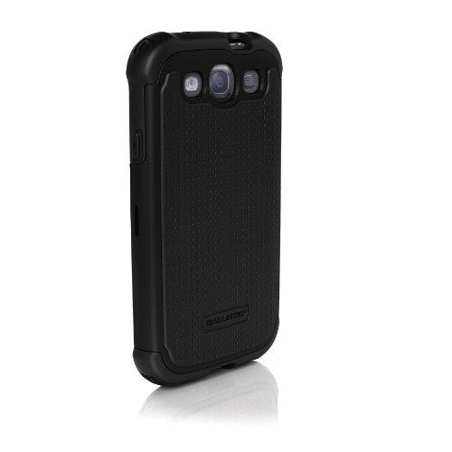 Ballistic SG0930-M005 SG Case for Samsung Galaxy SIII - 1 Pack - Retail Packaging - Black