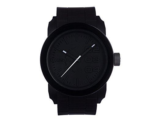 diesel-unisexe-de-montre-analogique-a-quartz-en-caoutchouc-noir-dz1437
