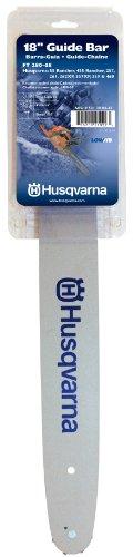 Husqvarna 531300442 18-Inch Ft280-68 Chain Saw Bar, 3/8-Inch By .050-Inch
