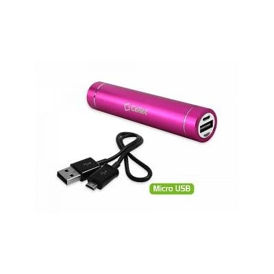 Nokia X2-01 Lightweight External 2800ma Auxiliary Battery With Flashlight Pink coupon codes 2015