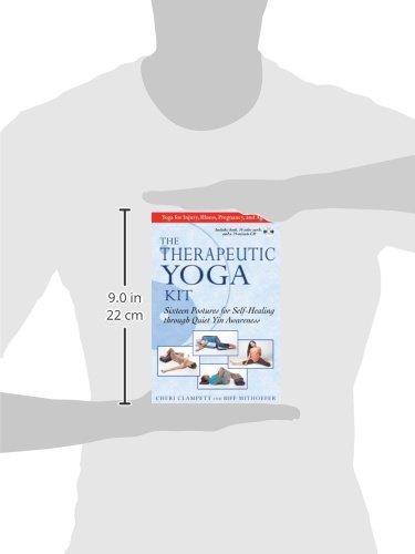 The Therapeutic Yoga Kit: Sixteen Postures for Self-Healing Through Quiet Yin Awareness