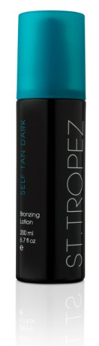 St. Tropez Tanning Essentials Self Tan Dark Bronzing Lotion