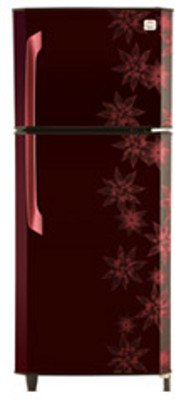 Godrej RT EON 231 C 2.3 231 Litres Double Door Refrigerator (Bloom Lilies)