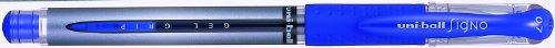 UniBall UM151 Signo Gel Grip - Lote de bolígrafos (14 unidades, tinta de gel), color azul