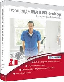 Homepage Maker 5 E-Shop