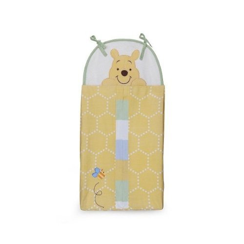 Disney Baby Peeking Pooh And Friends Diaper Stacker