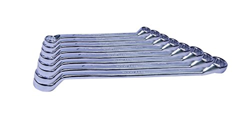 Goodyear GY-10141 Ring Spanner Set (8 Pc)