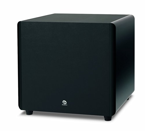 Boston Acoustics Asw250 250-Watt Peak 10-Inch Down-Firing Powered Subwoofer