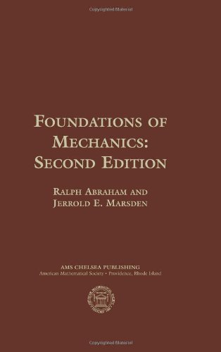 Foundations of Mechanics (AMS Chelsea Publishing)