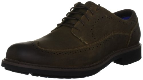 Timberland Men's Stormbuck Oxford Gaucho Lace Up 73167 10 UK