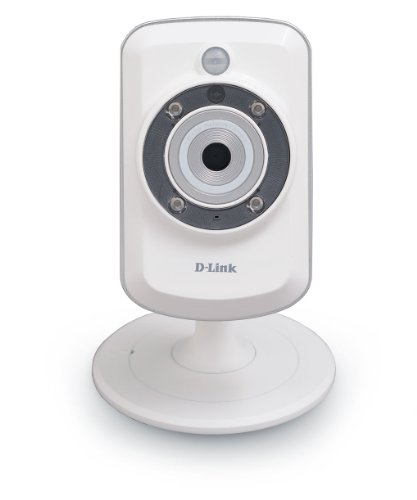 D-Link Wireless Day/Night Microsd Network Surveillance Camera With Mydlink-Enabled (Dcs-942L) front-1038381