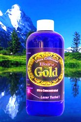 Elixir of Gold 16 Oz. 50 ppm