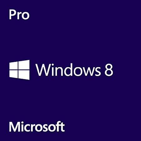 Windows 8 Pro OEM 64-bit - 1 poste
