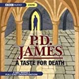A Taste for Death (BBC Audio)